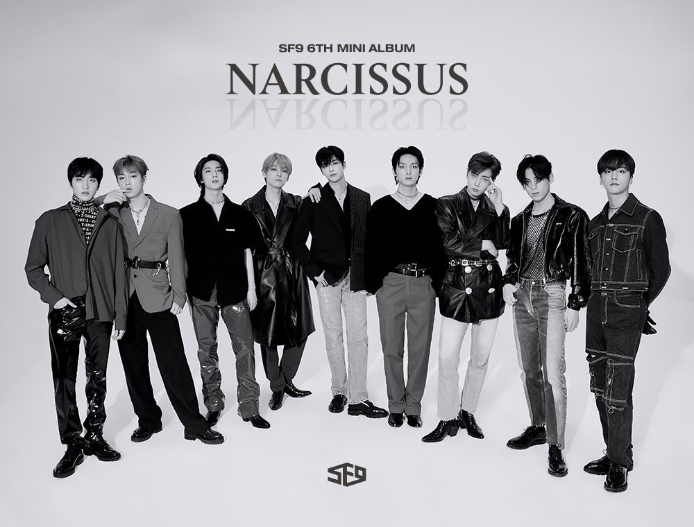 SF9『NARCISSUS』サイン会当落情報