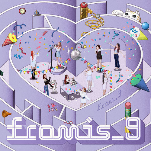 fromis_9『from.9』サイン会当選情報