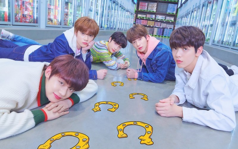 TXT『THE DREAM CHAPTER : STAR』サイン会当落情報